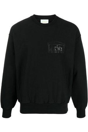 ARIES Men Sweatshirts - Logo-print sweatshirt