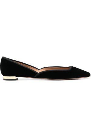 Aquazzura Maia flat shoes
