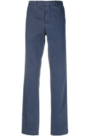 Missoni Mid-rise straight-leg trousers