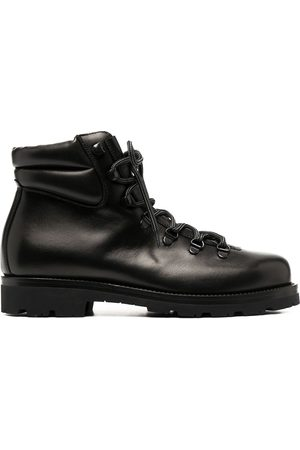 Scarosso Men Boots - Padded-ankle lace-up boots