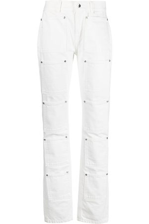 Lourdes Women Bootcut & Flares - High-rise multi-pocket flared jeans
