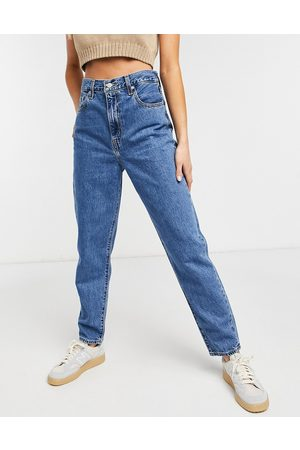 Levi's Levi's high loose tapered jean in midwash