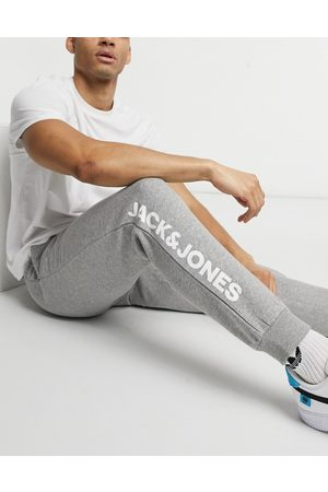 Jack & Jones Intelligence jogger with logo in