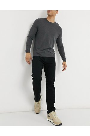 Jack & Jones Men Straight - Intelligence Mike straight fit jeans in