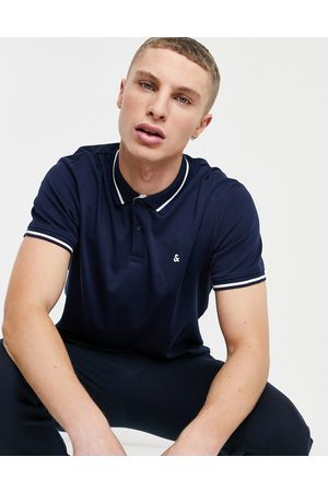 Jack & Jones Essentials jersey polo in