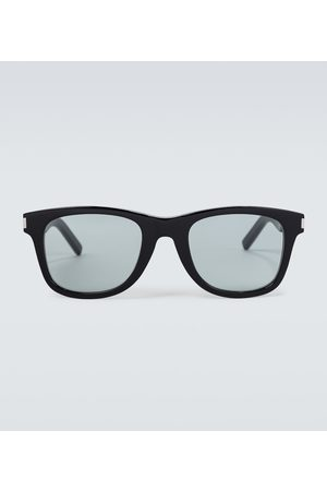 Saint Laurent Square-framed acetate sunglasses
