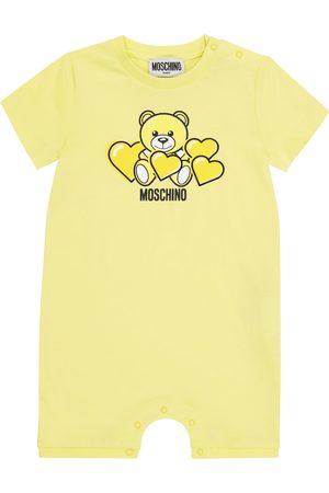 Moschino Baby cotton onesie