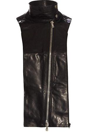 VERONICA BEARD Moto Leather Dickey