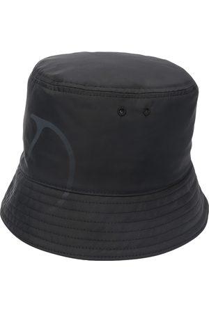 VALENTINO VLOGO print bucket hat