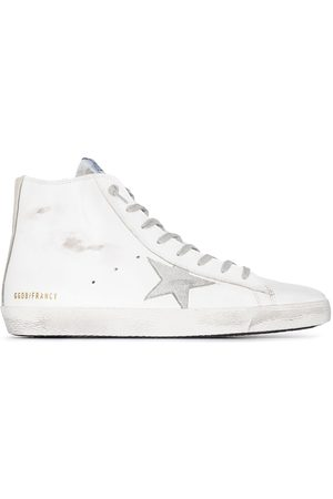 Golden Goose Men Sneakers - Francy high-top sneakers
