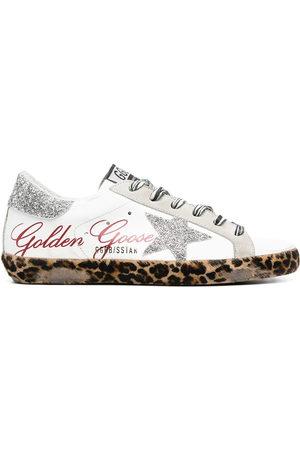 Golden Goose Women Sneakers - Superstar low-top sneakers