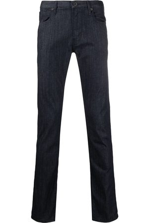 Emporio Armani Men Slim - Slim-cut dark-wash jeans