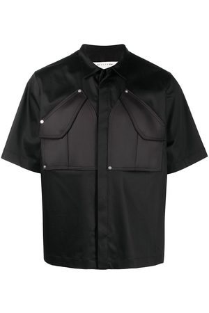 1017 ALYX 9SM Men Short sleeves - Patch pocket short-sleeved shirt