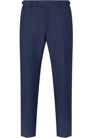 Dolce & Gabbana Men Formal Trousers - Wool tailored trousers