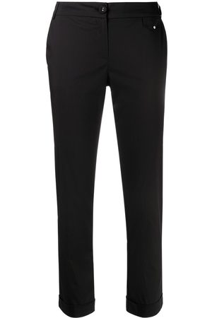 Patrizia Pepe Women Slim Trousers - Slim-fit cropped trousers