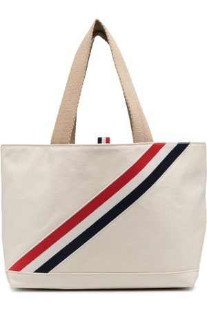 Thom Browne Small Tool tote
