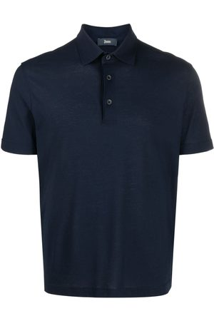 HERNO Men Polo Shirts - Short-sleeve polo shirt