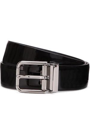 Dolce & Gabbana Men Belts - High-shine finish buckle-fastening belt
