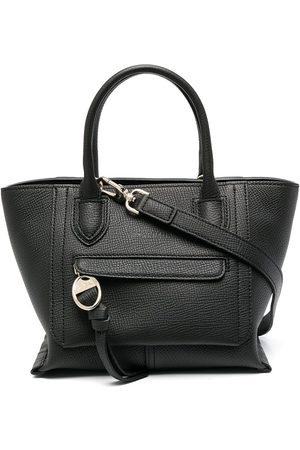 Longchamp Women Handbags - Mailbox leather tote bag