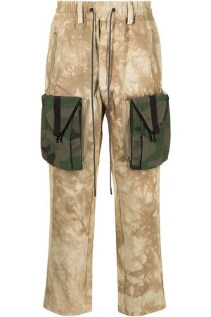 MOSTLY HEARD RARELY SEEN Men Cargo Trousers - Zipoff cargo trousers