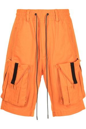 MOSTLY HEARD RARELY SEEN Zipoff cargo shorts