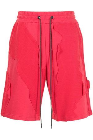 MOSTLY HEARD RARELY SEEN Men Shorts - Cut Me Up sweat shorts
