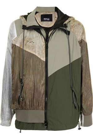 MOSTLY HEARD RARELY SEEN Every Which Way windbreaker