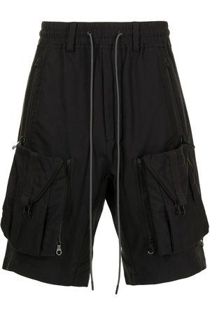 MOSTLY HEARD RARELY SEEN Men Shorts - Zipoff cargo shorts