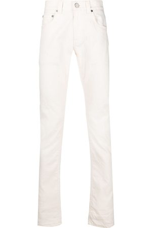 Etro Men Straight - Low-rise straight-leg jeans