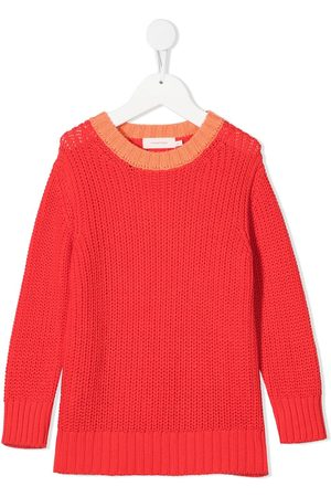 Tiny Cottons Chunky knit cotton jumper
