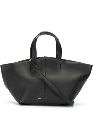 Mansur Gavriel Tulipano leather tote bag