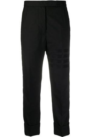 Thom Browne Women Formal Trousers - Tailored cropped trousers