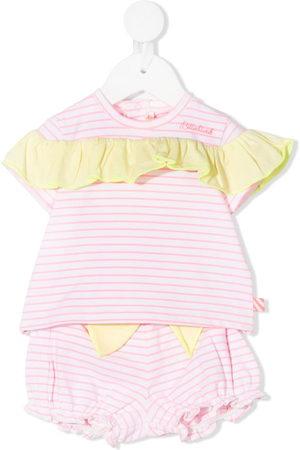 Billieblush Sets - Striped-print shorts set