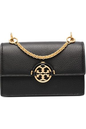 Tory Burch Leather twisted-strap crossbody