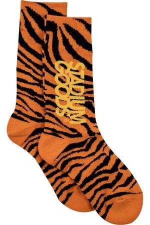 Stadium Goods Tiger-pattern socks