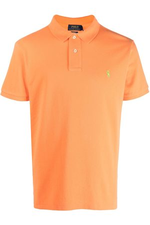 Polo Ralph Lauren Men Polo Shirts - Embroidered logo polo shirt