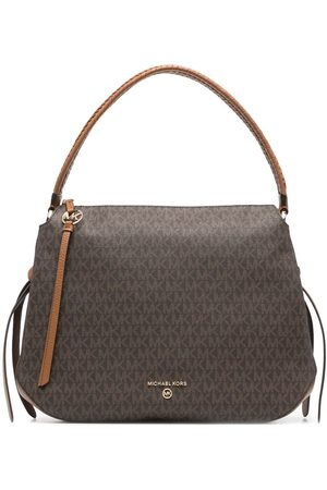 Michael Kors Grand large logo shoulder bag