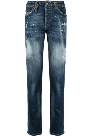 Philipp Plein Super straight-cut jeans