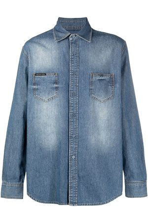 Philipp Plein Button-down shirt