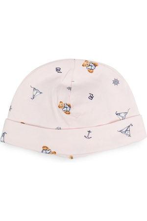 Ralph Lauren Polo Bear-print hat