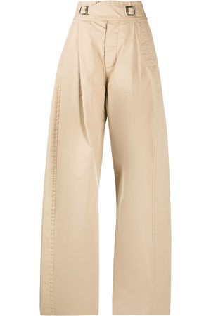 Dsquared2 Belted wide-leg trousers