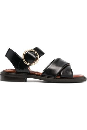 See by Chloé Crossover-strap sandals