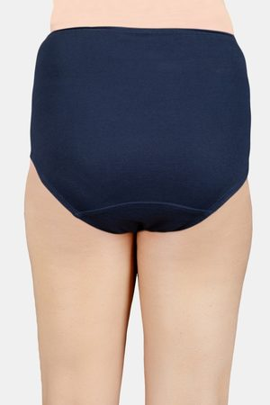 Adira Women Hipsters - Pack Of 2 Maternity Panties Navy Skin