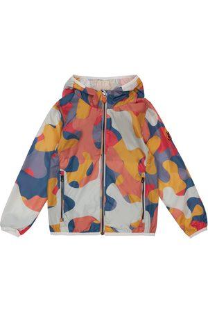 adidas Girls Jackets - Camouflage Print Nylon Jacket