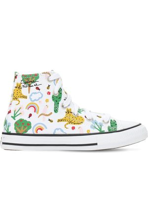 adidas All Over Print Chuck Taylor Sneakers