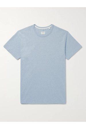 RAG&BONE Men T-shirts - Mélange Organic Cotton-Jersey T-Shirt