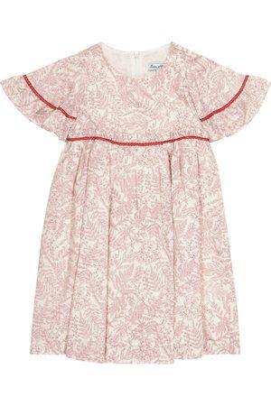 adidas Liberty-print cotton dress
