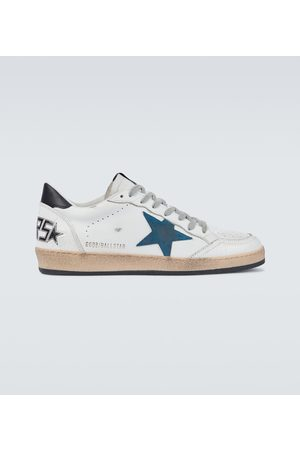 adidas Men Sneakers - Ball Star leather sneakers