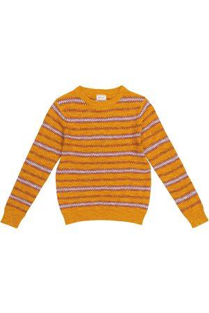 adidas Nomad cotton-blend sweater