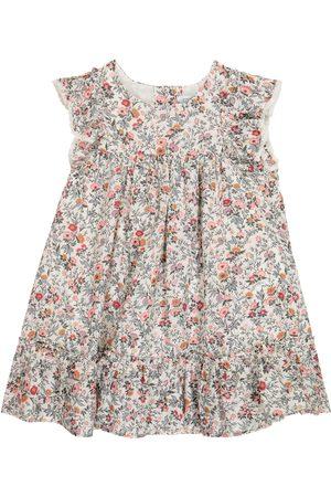 adidas Baby Liberty-print cotton dress
